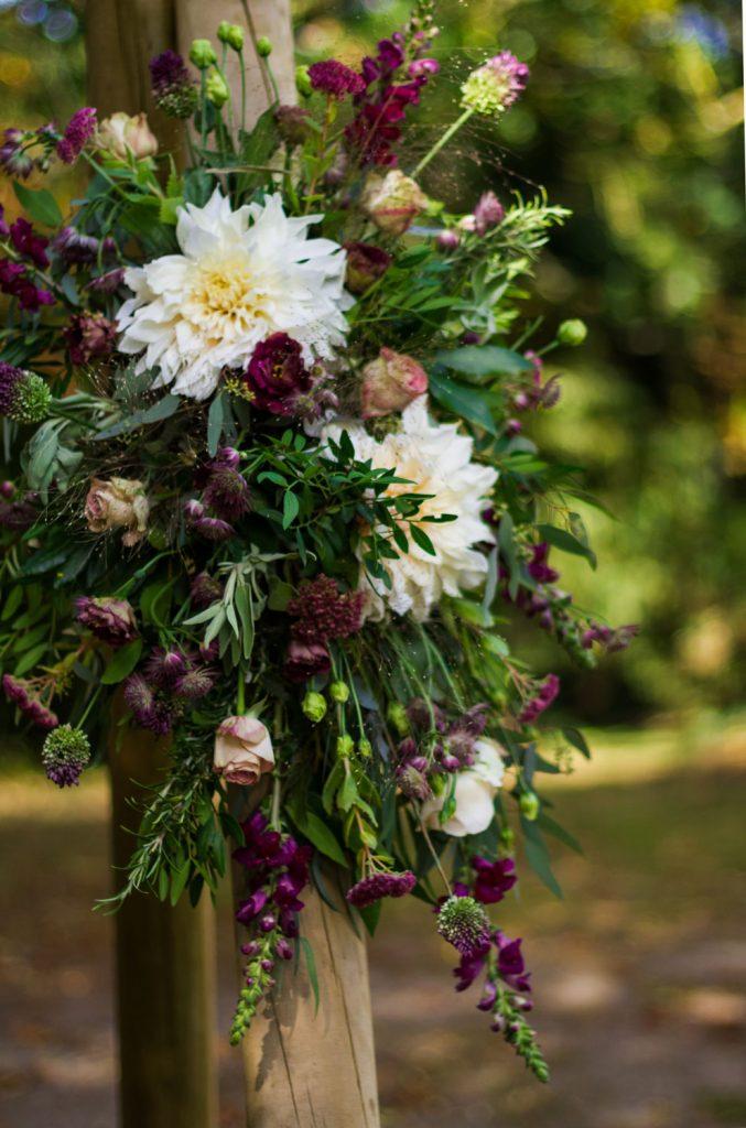 Berkshire Wedding Venue Flowers