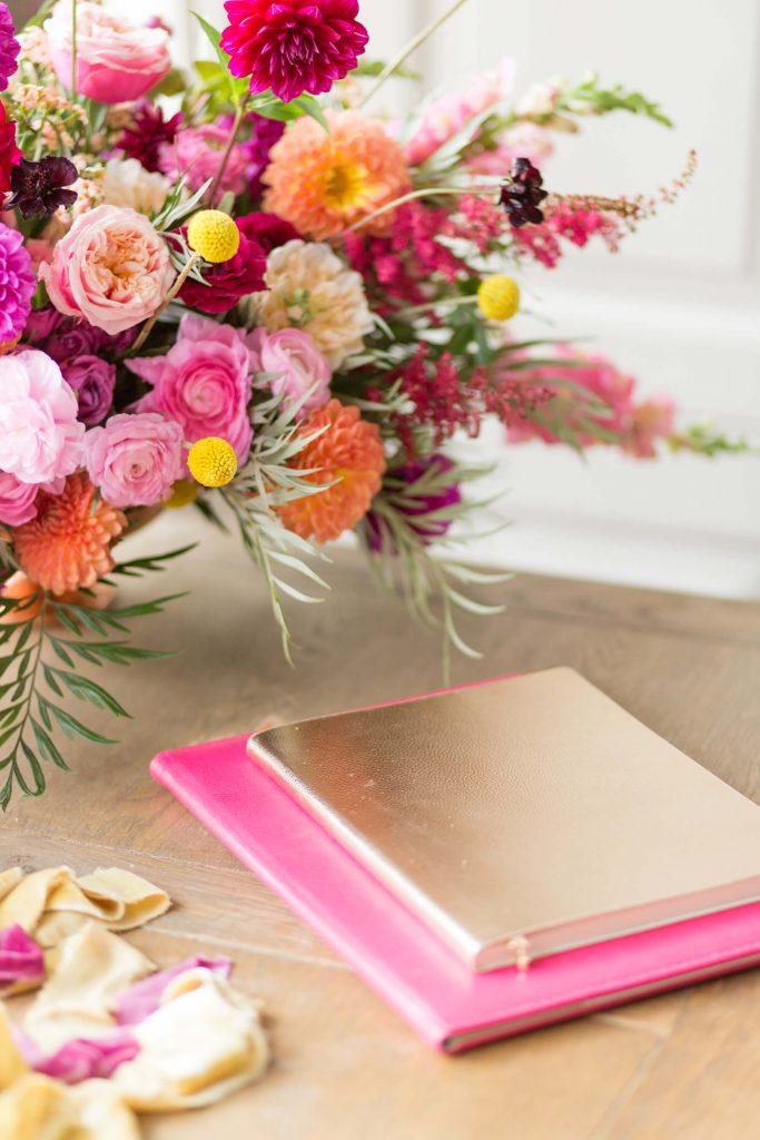 A-Z Wedding Planning Notebook