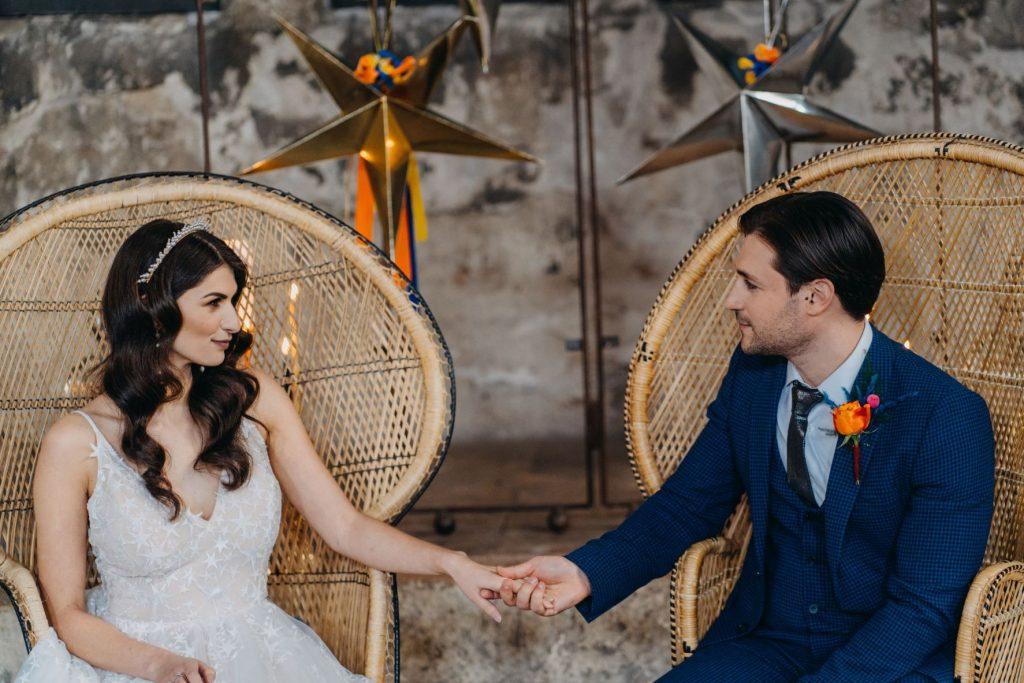 Inside autumn wedding date